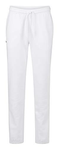 Lacoste Herren XH7611 Hose, Blanc, 3XL