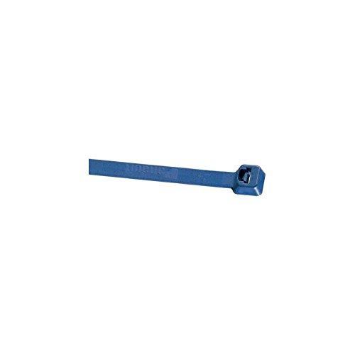 Panduit ASTN-225 PLT2I-C186 Kabelbinder 203 mm 3.40 mm Blau Detektierbar 100 St.