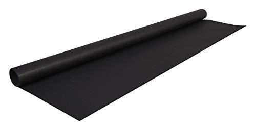 Clairefontaine 95729C Rolle (färbiges Kraftpapier, 3 x 0,70 m, 65 g, PEFC, ideal für Ihre Bastelprojekte) 1 Stück schwarz