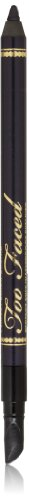 Too Faced Perfect Eyes Waterproof Eyeliner Perfect Black Orchid for Women, 0.04 Ounce