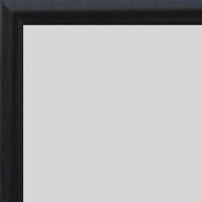 Home Decoration kampen aluminium fotolijst posterlijst 33 x 70 Verglasung: Acrylglas Antireflex 1 mm mat zwart