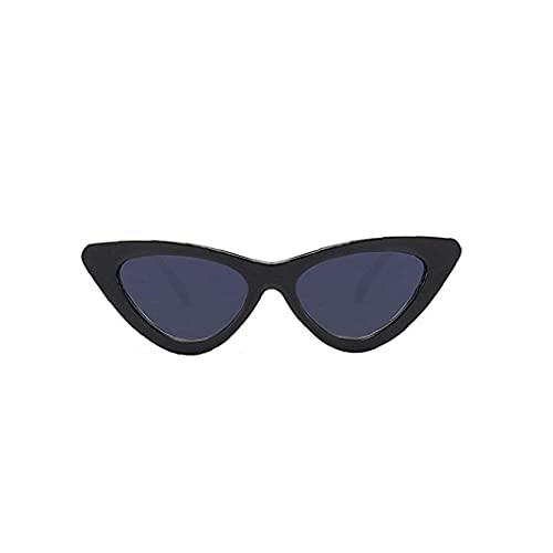 sevenjuly Estilo de la Moda del Gato Gafas de Sol Ojo de la Vendimia Reduzca Gafas Clout Marco para Las Mujeres, Suministros Beach
