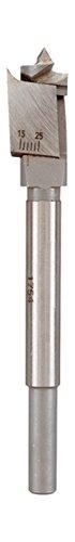 kwb Zentrumbohrer für Ø 15 - 45 mm 175440 (2 Schneidmesser, stufenlos einstellbar)