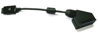 Samsung PS50B850Y1WXXC 127cm Plasma TV Scart Adapter Adapter Kabel/Blei