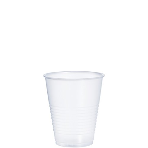 1000 ct plastic cups - 1