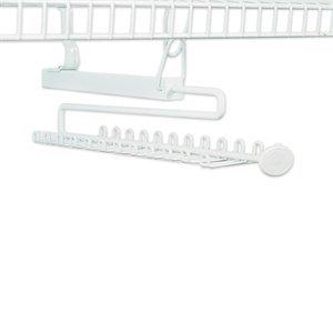 Best closetmaid tie rack