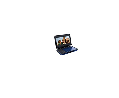 Buy Bargain RCA Portable Blue DVD Player with 8 LCD Screen