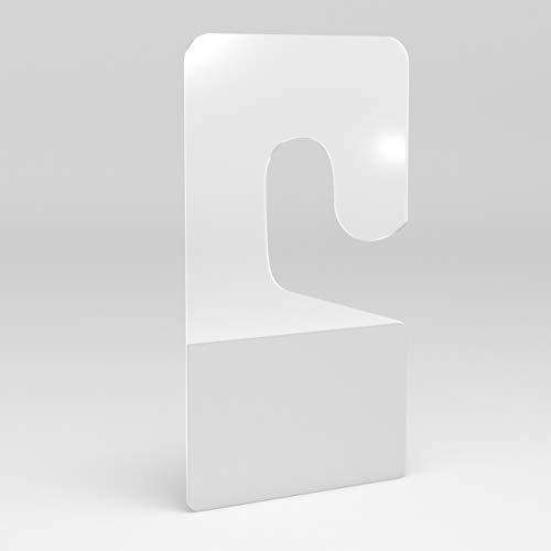 1-3/4 X 1 Hook Style Adhesive Hang Tabs 1000/Pack