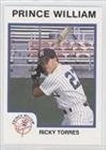 Ricardo Torres (Baseball Card) 1987 ProCards Minor League - [Base] #2257