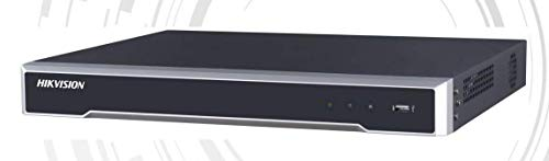 HIKVISION DS-7608NI-Q2/8P-2TB NVR,8CH,H264UP to 8MP, 8PRT POE,HDMI,2SATA,W/2TB (Renewed)