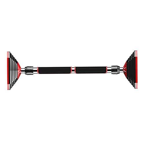 YQ&TL Barras de Tracción, Barras Horizontales de Longitud Ajustable Portátil para el Hogar,Apretón de Manos de Goma Todo Incluido,Una Variedad de Métodos de Ejercicio 93-125cm