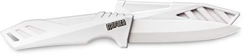 "Rapala Ceramic Utility Knife White, NK28607-BRK , 4"""