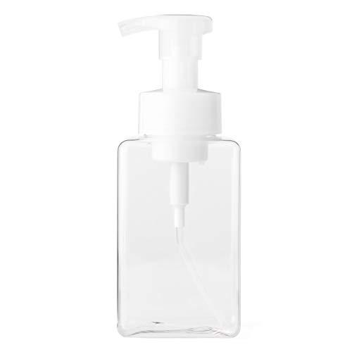 無印良品 泡タイプ PET詰替ボトル クリア 400ml 日本製