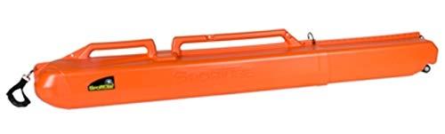 SPORTUBE Series 2 - Estuche rígido para Tabla de Snowboard o esquís (28 x 15 x 130 a 210 cm)