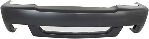 Front Bumper Cover Compatible with CHEVROLET SILVERADO 1500 2003-2006 Primed SS Model Includes 2007 Classic