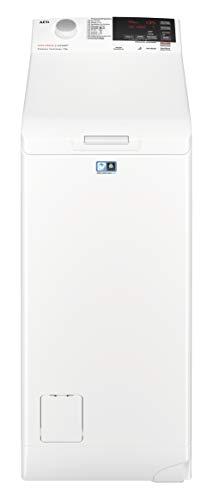 AEG L6TBA6270 Waschmaschine Toplader / 7,0 kg/Leise/Wasserstopp / 1200 U/min, weiß
