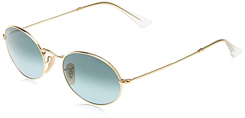 Ray-Ban 0RB3547 Gafas de Sol, Gold, 50 Unisex