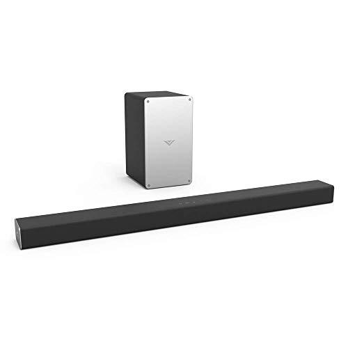 VIZIO SB3621N-E8 36' 2.1-Channel Soundbar System w/ Bluetooth 4.0 Optical / Coaxial Audio (Renewed)