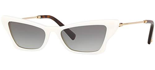 Gafas de Sol Valentino BUTTERFLY VA 4062 IVORY/GREY SHADED 53/17/140 mujer