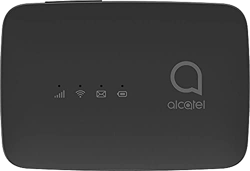 Alcatel LINKZONE Version 2021 MW45AN   Mobile WiFi Hotspot   4G LTE Router   Up to 150Mbps   Connect...