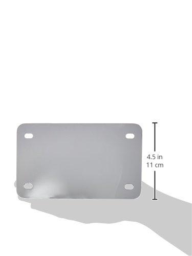 """Kuryakyn License Frame /& Back Plate Set for 4/""""x7/"""" License Plates Chrome 9166"""