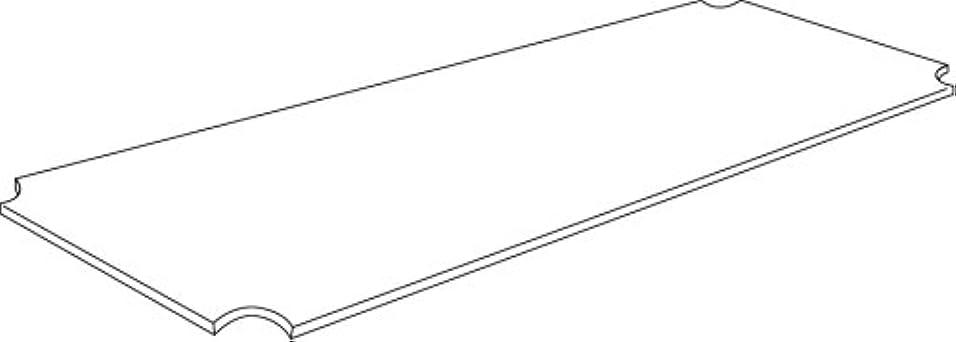仮定する契約する反対にホームエレクター ワイヤーシェルフ用アクリル板 D300mm×W900mm H1236AB1