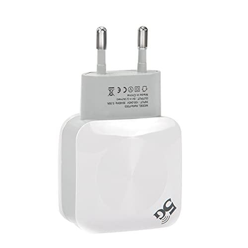 HUSL QC3.0 USB Cargador rápido Cargador Movil Universal Adaptador, Cargador USB Carga Rápida Adaptador de Corriente para Phone x 8 7 Xiaomi Samsung Huawei etc.