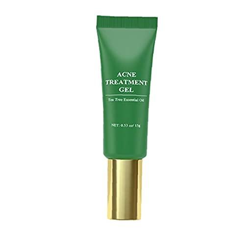 Jorzer El acné Tratamiento Gel Crema Eliminar eliminación de acné Crema Hidratante Oil Control Spot Repair Crema Cuidado de la Piel para Toda la Piel Equipo de Belleza 15G