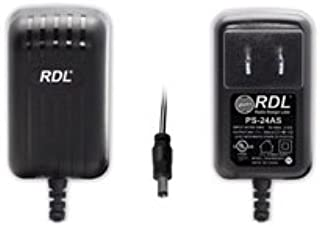 RadioDesignLabs RDL PS-24AS 500mA AC/DC Power Supply For Stick-Ons & Rack Ups-by-RadioDesignLabs