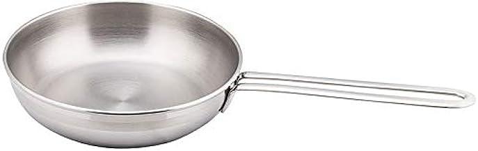 Prestige PR77365 Infinity Open Frypan, Silver, 18 cm