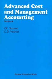 ADVANCED COST AND MANAGEMENT ACCOUNTING