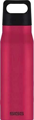 SIGG Explorer Trinkflasche (1 L), schadstofffreie und auslaufsichere Trinkflasche, robuste und geruchsneutrale Trinkflasche aus Edelstahl