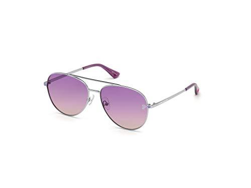 Victoria's Secret PK0017, Gafas Mujer, Argento, 57