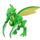 Takaratomy Official Pokemon X and Y MC-054 2 Scyther Action Figure