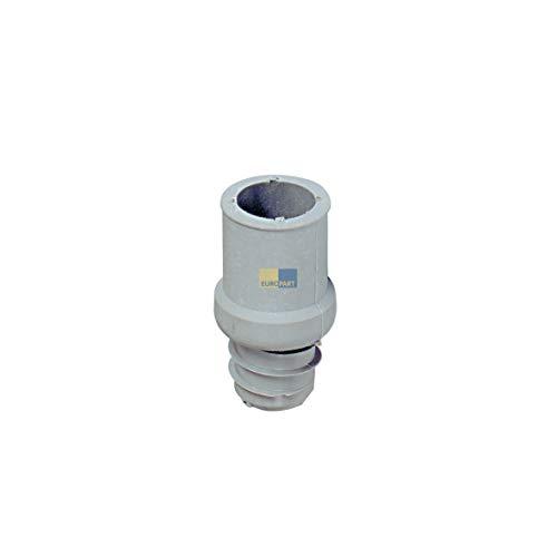 Tubo de desagüe de 22 mm de diámetro para lavadora o lavavajillas.
