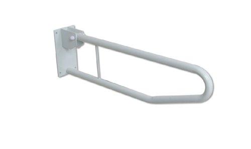 NRS Healthcare L97755 - Asidero para baño, diseño abatible
