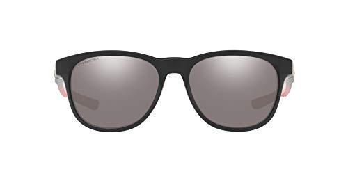 OAKLEY 0OO9315 Gafas de sol para Hombre, Negro/Rojo, 0