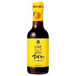 キッコーマン 柚子の香り ゆずか 250ml瓶×12本入×(2ケース)
