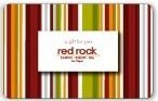 Red Rock Casino Resort Max 70% OFF Card Spa OFFicial mail order Gift