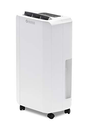 Olimpia Splendid 01939 Aquaria Slim 10 P Deshumidificador 10 Litros/Día con Pure System, 45 m³