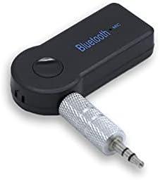 Receptor Bluetooth - Adaptador Audio Coche - Receptor Bluetooth Jack - Adaptador / Receptor de Audio