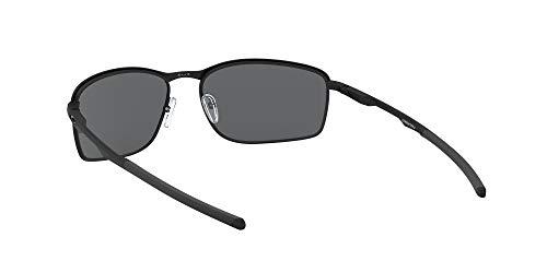 Oakley Men's Conductor 8 Sunglasses, Matte Black, 60
