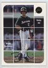 Bobby Hill (Baseball Card) 2001 Just Minors - Autographs #BA.74
