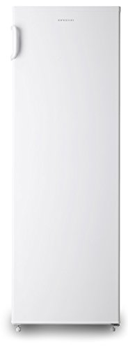 Congelador Vertical INFINITON CV-1570 NF Blanco - 183 litros - A+ - No Frost - 4**** - 6 cajones