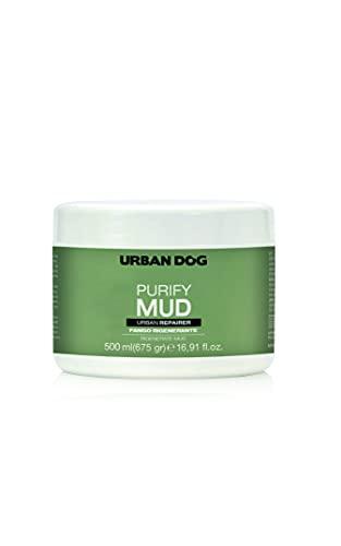 URBAN DOG Purpury Mud - Barro regenerador de 500 ml | seborregulador y regenerador del pelo y la piel