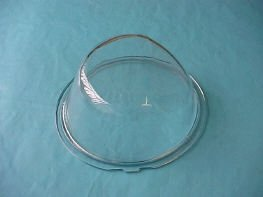 GENUINE FRIGIDAIRE Tumble Dryer Door Bowl Glass