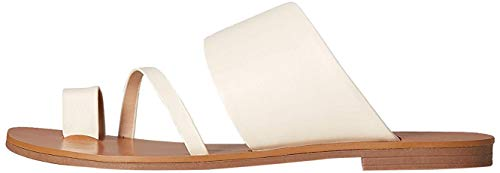 Marca Amazon - find. Asymmetric Toe-thong - Sandalias Con Punta Abierta Mujer