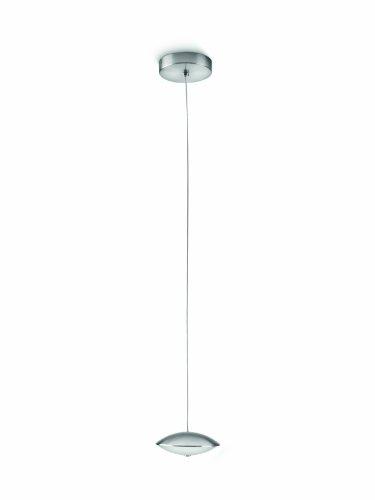 Philips 409601716 Manzoni Suspension LED 2 Lampes Métal Métallique