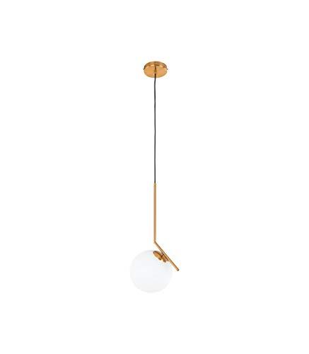 Italux MONDO MDE647/1 lampa wisząca 1x11W/E27