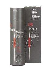 Wella Magma - Aufhellende Strhnen-Haarfarbe 120 g /57 mahagoni-braun